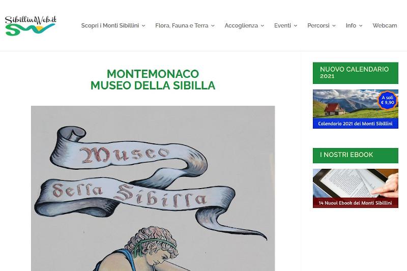 Montemonaco. Museo della Sibilla